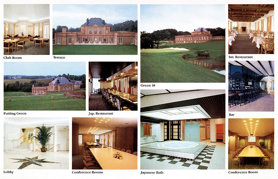 architecture mallorca kosaido golf club. Black Bedroom Furniture Sets. Home Design Ideas